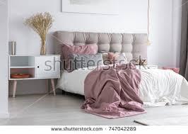 Gray Tufted Headboard Headboard Stock Images Royalty Free Images U0026 Vectors Shutterstock