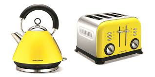 Morphy Richards Accents Toaster Cast Iron Teakettle Morphy Richards Accents Kettle Toaster Set In