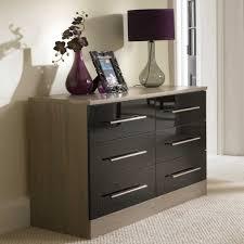 Black Gloss Bedroom Furniture Uk Gloss Bedroom Furniture
