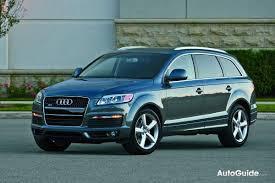 audi q7 starting price 2009 audi q7 tdi review car reviews