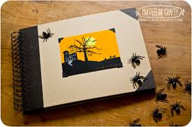halloween scrapbook u2013