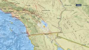South Los Angeles Map by 3 5 Magnitude Quake Strikes Near Salton City Usgs Says Abc7 Com