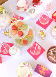 Tea Party Table by How To Host An Intimate Afternoon Tea Party Diary Of A Debutante