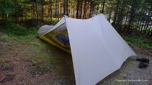 Awning Guy Sierra Designs Tensegrity 1 Ultralight Tent Review Section