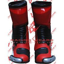 leather motorbike boots racing wears ducati motorbike racing leather boots mrlb1012 racing