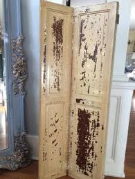 Shabby Chic Room Divider by French Shabby Chic Room Divider Screen 1 12 Dolls House