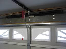 garage door insulation panels lowes diy replacing garage door torsion springs