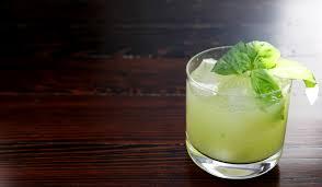 martini basil ginger basil smash u2013 my life with food