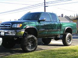 2002 toyota tundra lift kit custom lifted toyota tundra with 37 tires and an awesome pioneer