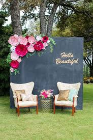 wedding backdrop grass budget friendly photo booth backdrop ideas and tutorials