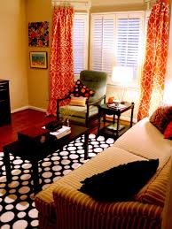 livingroom window treatments chic window treatment ideas from hgtv fans hgtv