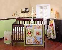 Ebay Crib Bedding Sets by Amazon Com Disney Winnie The Pooh Abcs Crib Bedding Set Baby