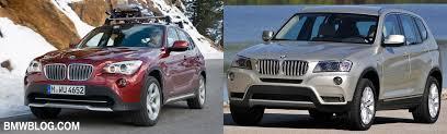 lexus nx vs audi q5 vs bmw x3 bmwblog comparison bmw x1 xdrive28i vs bmw x3 xdrive28i