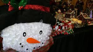 kitch foap com kitch santa snowman junk art christmas stock photo by