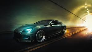 sport subaru brz subaru brz stance sport car low wheels light speed by marcin