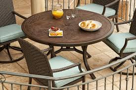 copper dining room tables fauxwood 54