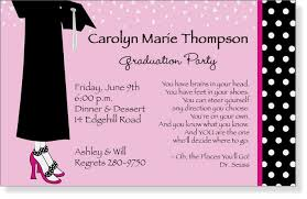 graduation invitations ideas plumegiant