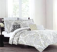 gray and yellow paisley duvet cover yellow paisley duvet cover