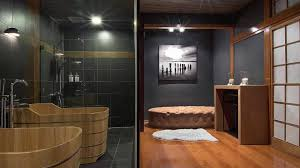 bathrooms design japanese bathroom with glass walk in shower