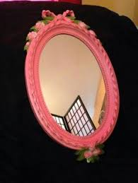 home interiors mirrors hand painted 70s home interiors mirror my projects pinterest