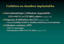 infection chambre implantable prévention et diagnostic des infections sur cathéter ppt télécharger