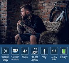 ing ieur bureau d ude macaw tx80 sport hifi bluetooth earphone ipx5 waterproof apt x