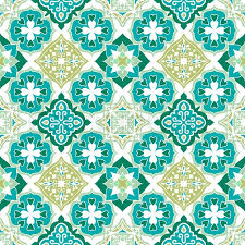 colorful moroccan tiles ornaments can be used for wallpaper