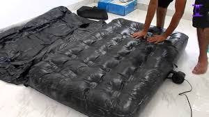Blow Up Sofa Bed by Black 5 In 1 Sofa Inflatable Bestway Air Bed How To Setup Youtube