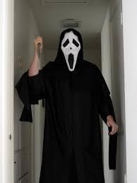 scream halloween mask diy scream mask paper pattern instant download halloween
