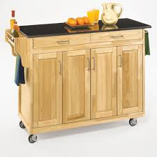 decoration ideas outstanding dark cherry wood kitchen cart with