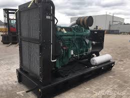 used volvo tad1642ge 655 kva dpx 15757 diesel generators year