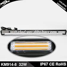 cob led light bar 12v 24v led warning light bar yuanwenjun com