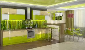 Decorative Green Kitchen Backsplash  Should You Choose Green - Decorative backsplash