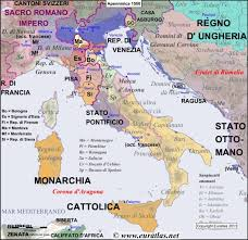 europe peninsulas map euratlas periodis web map of the apennine peninsula in 1500