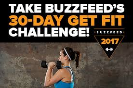 Challenge Buzzfeed Sign Up To Take Buzzfeed S 2017 30 Day Get Fit Challenge