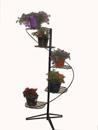 Home Decor Online In India Spiral Pot Stands Plant Stands Online In India Chhajedgarden Com