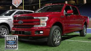 tough science introducing the new 2018 ford f 150 f 150 ford