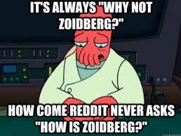 Why Not Zoidberg Meme - v v