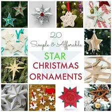 20 simple affordable diy ornaments in the