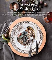 set your thanksgiving table williams sonoma