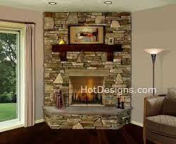 Living Room Fireplace Design by 61 Best Corner Fireplace Images On Pinterest Corner Fireplaces