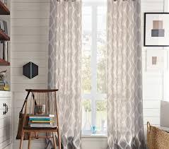 Cotton Canvas Curtains Drapes West Elm Cotton Canvas Curtain White West Elm Bedroom