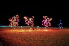 virginia beach christmas lights 2017 rumor there will be no more holiday lights at the boardwalk