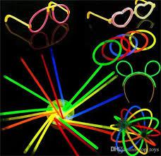 glow sticks 7 8 hot glow stick bracelet necklaces neon party concert led