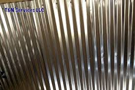 ceiling wonderful corrugated metal ceiling 29 corrugated metal