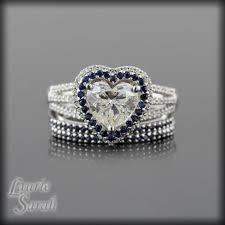 three ring wedding set engagement ring three ring wedding set with