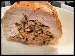cuisiner un poulet entier poulet entier farci aux fruits secs cuisson sous vide à basse