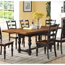 riverside aberdeen rectangular dining table hayneedle