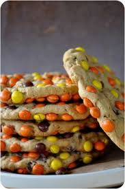 triple peanut butter monster cookies recipe soft monster