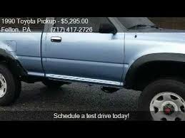 toyota wheelbase 1990 toyota 1 2 ton wheelbase dlx for sale in f